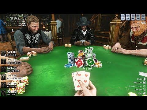 Red Dead Online NEW UPDATE!! RDR 2 Poker, LeMat Revolver & New Missions! (RDR2 Online Gameplay)