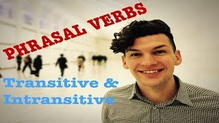Phrasal Verbs Transitive And Intransitive Learn English