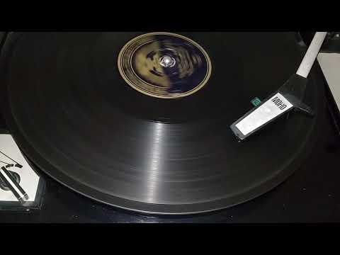 Piosenka jak miłość  wyr. CHOR JURANDA z akomp. orkiestry Syrena - Electro 78 rpm