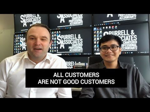 Edmonton Business Coach |  All Customers Are Not Good Customers