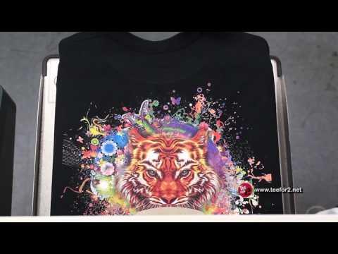 Custom Apparel Printing