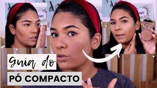 Guia do pó compacto - Dicas de maquiagem para iniciantes