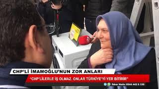 CHP'li İmamoğlu'nun zor anları