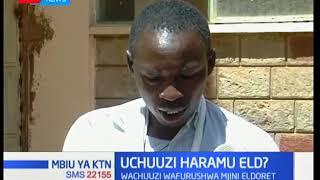 Kamishna Abdi Hassan wa kaunti ya Uasin Gishu atoa onyo kali kwa wakaazi wa Eldoret