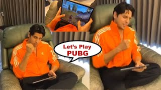 Siddharth Malhotra playing Pubg and get chicken dinner during this coronavirus lockdown