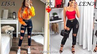 LISA OR LENA (Clothes & Outfits). Pinkazina.