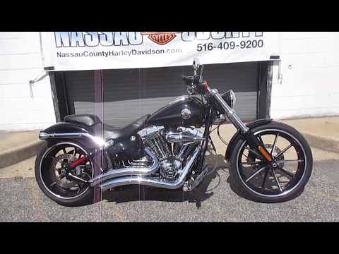 2014 HARLEY-DAVIDSON FXSB SOFTAIL BREAKOUT  *FREE POWERTRAIN WARRANTY*