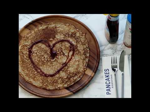 Naturel Dutch pancake | PANCAKES Amsterdam