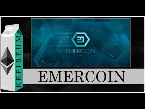 Emercoin является новым лидером в области безопасных распределенных бизнес-сервисов Blockchain.