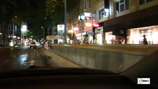 preview picture of video 'Vienna by Night-Mariahilfer Straße.mp4'