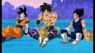 Dragon Ball Super 2: SAGA 2020 - Bills Entrena A 3 Saiyajins Goku, Vegeta Y Broly