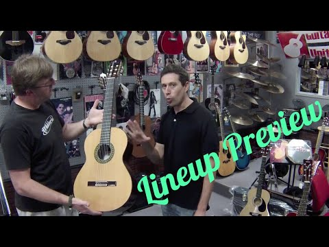 Alhambra Classical Guitars Made in Spain