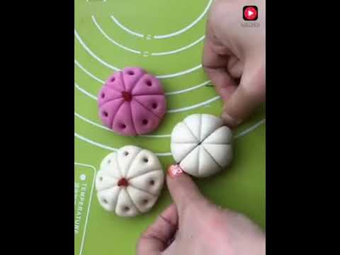 How To Make Unique Bakpao (Steamed Buns)