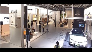 #PanasonicIFA 2017 Booth Highlights in 100 sec #IFA2017