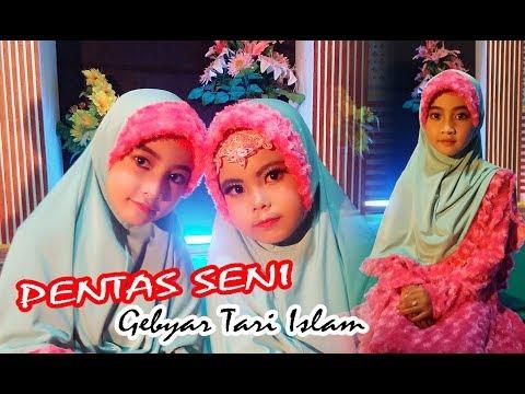 Gelar tari islam     cover cinta ayu rizkia