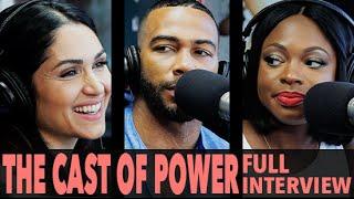 "Naturi Naughton, Omari Hardwick & Lela Loren on ""Power"" Season 3! (Full Interview)   BigBoyTV"