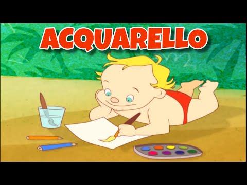 Acquarello | Canzoni Per Bambini