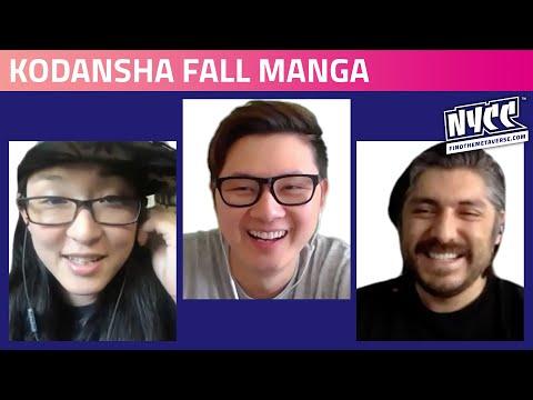 Kodansha Got Fall 2020 Manga Recommendations