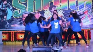 CBIT SHRUTHI Cultural Night Performance By MAVERICKS