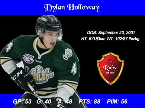 Dylan Holloway Scouting Report