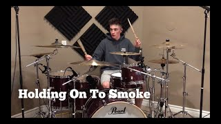Holding On To Smoke   Motionless In White | Drum Cover
