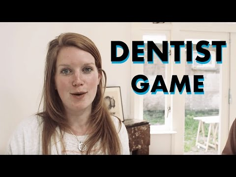 Afraid of the dentist? You're not alone: play a game to beat your dental phobia