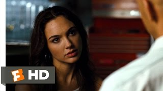 Fast & Furious 6/10 Movie CLIP - 20% Angel, 80% Devil 2009 HD