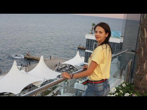 Экскурсия по Одессе, пляж Ланжерон, День города