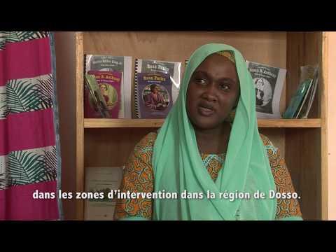 Un collège rural inclusif au Niger