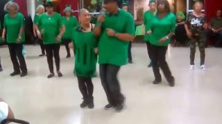 Exceptional Line Dance