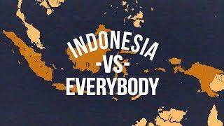 Ras Muhamad, Mukarakat, Tuan Tigabelas - Indonesia VS Everybody (Official Lyric Video)