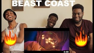 Beast Coast   Left Hand (REACTION)