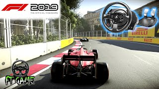 F1 2018 Logitech G29 Settings