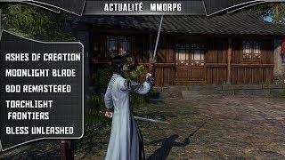 ACTUALITÉS MMORPG ET FREE TO PLAY NOUVEAUTÉS AOUT 2018 (PARTIE B)