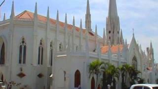 Santhome Cathedral Basilica, Chennai