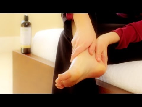 How to Massage Your Feet
