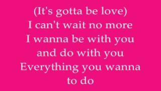 Kristina Debarge- It's gotta be love w/ lyrics