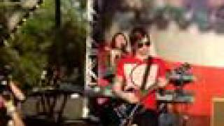 The All American Rejects- Top of the World Live