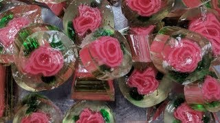 #57 Relax And Watch The Making Of Crystal Rose Candies At Lofty Pursuit.