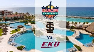 2016 Cancun Challenge MBB | Idaho State vs Eastern Kentucky
