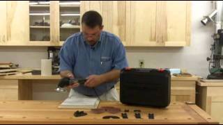 Porter Cable Oscillating Variable Speed Multi Tool & Kit Presented By Woodcraft