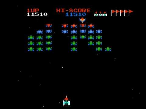 galaxian nes game