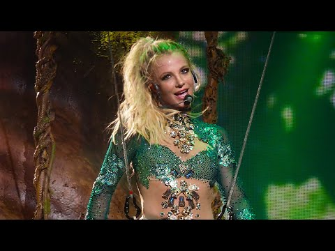 Download Britney Spears - Toxic (Live From Las Vegas) HD Mp4 3GP Video and MP3