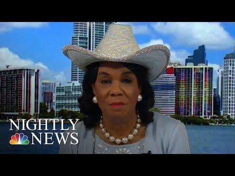 President Donald Trump Denies He Disrespected Fallen Soldier La David Johnson | NBC Nightly News