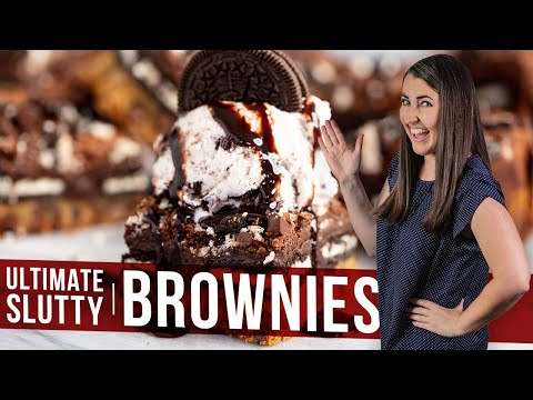 How to Make The Ultimate Slutty Brownies