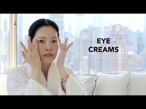 My Favorite Eye Moisturizers | 2018