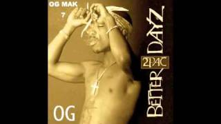 2Pac - 9. Fair Exchange OG - Better Dayz CD 1