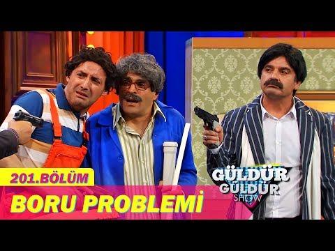 Güldür Güldür Show 201.Bölüm - Boru Problemi
