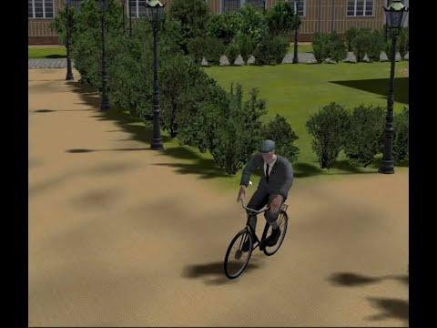 Fahrradfahrer animiert Epoche 3 im EEP-Shop kaufen