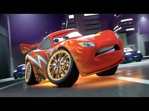 Arabalar 2 Filmi Oyunu Radyatör Kasabası Yarışları